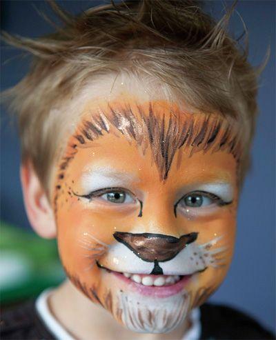 Trucco del Viso di Bambini per Carnevale: 50 Idee con Foto | PianetaBambini.it