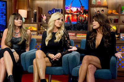 Jeana Keough, Lauri Peterson And Lynne Curtin Weigh In On Brooks Ayers' Cancer!
