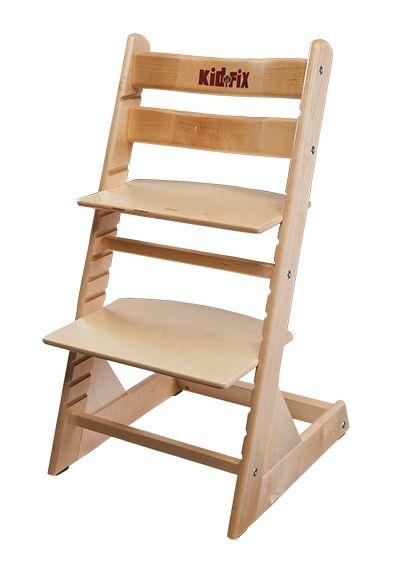 Регулируемый растущий детский стул Kid-Fix для малышей и школьников