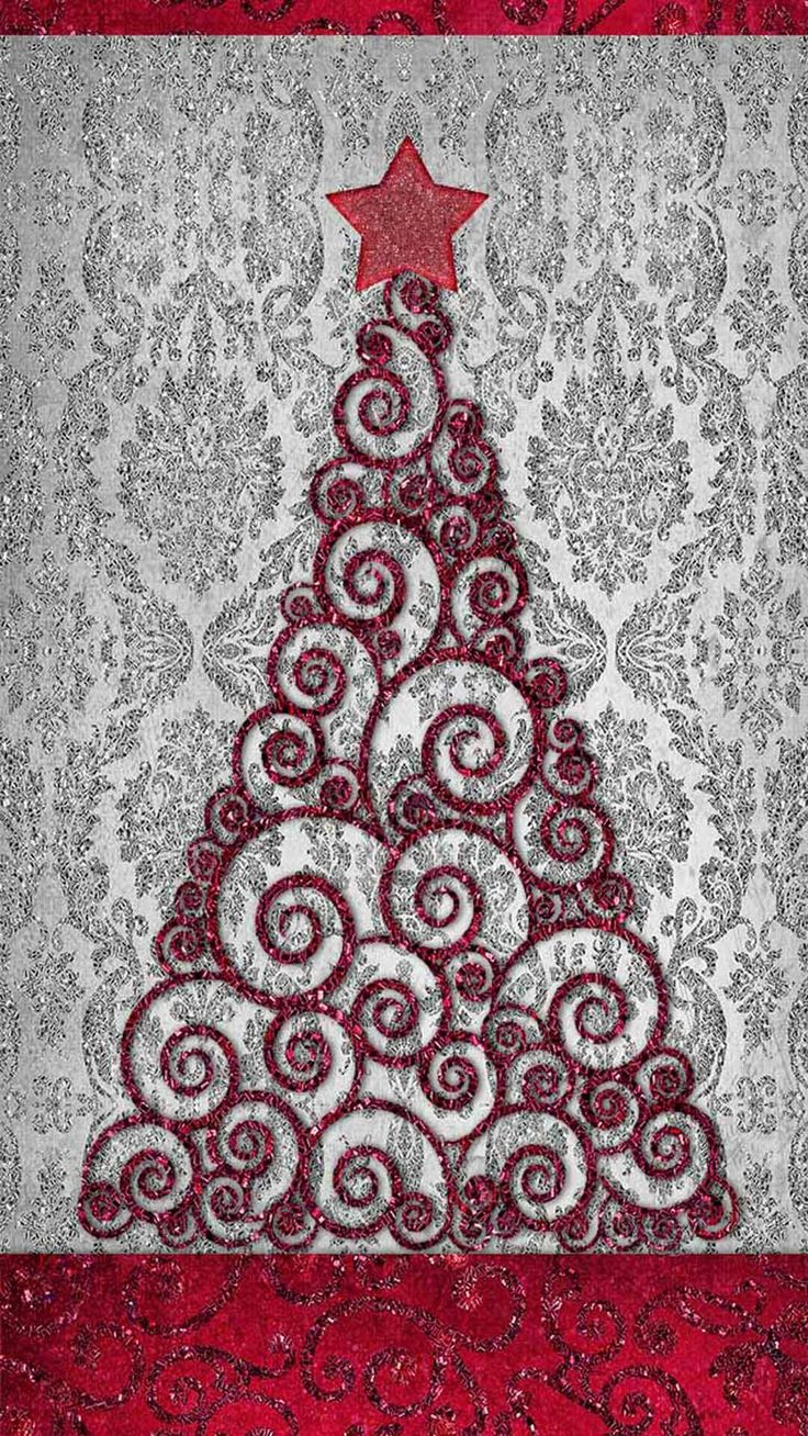Wall Christmas Trees 1763 Best Iphone Walls Christmas Hny Images On Pinterest