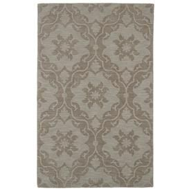 Kaleen Imprints Classic Light Brown Rectangular Indoor Handcrafted Southwestern Area Rug (Common: 10 X 14; Actual: 9.5-F