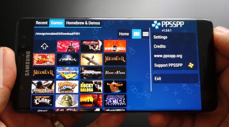 How to configure and use PSP emulator on Android to run games? --- Cum să configurezi şi să utilizezi PSP emulator pe Android?