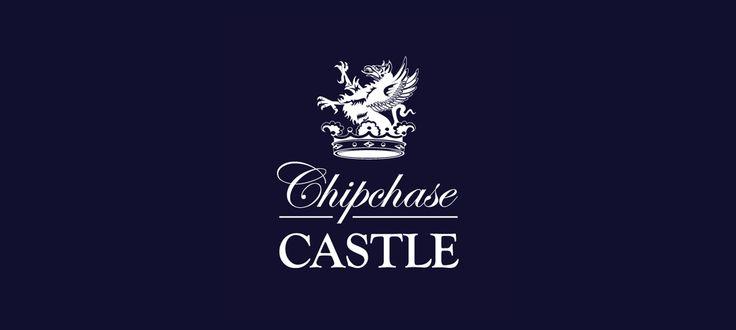 Chipchase Castle UK: Logo Design and Branding by Electrik Design Agency www.electrik.co.za/