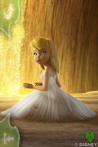 "I LOVE this stage of Tink....so pretty! Not many of her pre ""Tinkerbell"""