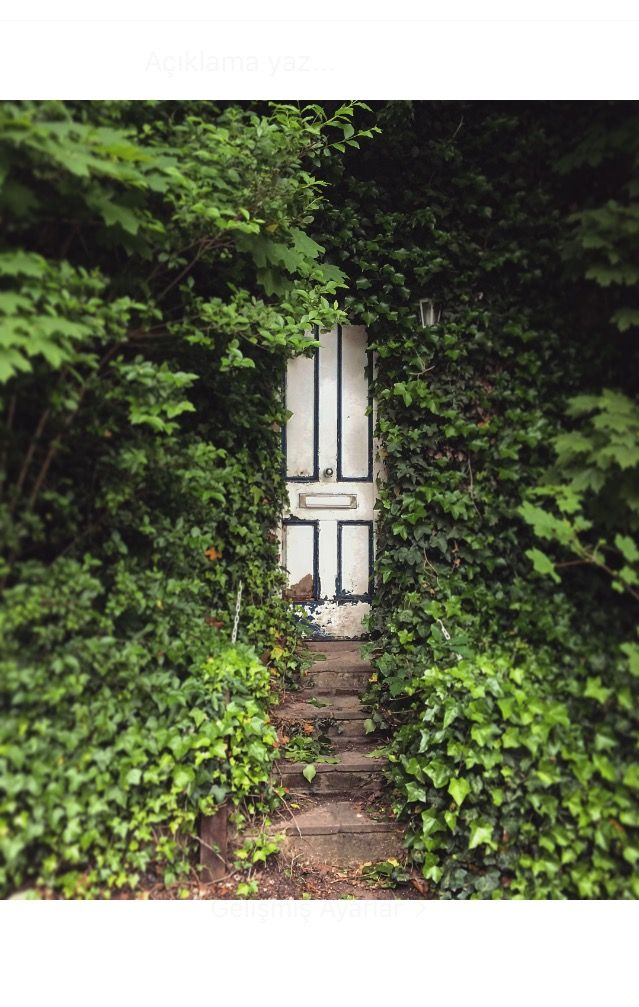 Secret door #london