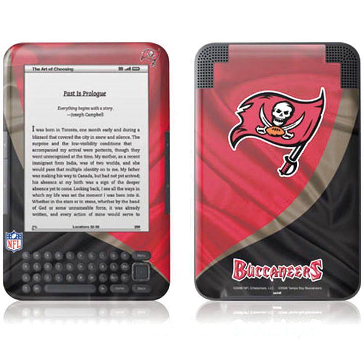 Tampa Bay Buccaneers Historic Logo Kindle 3 Skins - $7.59