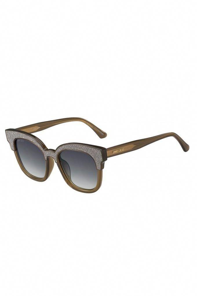 aa559e609f2bc Las gafas de sol que no te quitarás esta primavera - Jimmy Choo  JimmyChoo