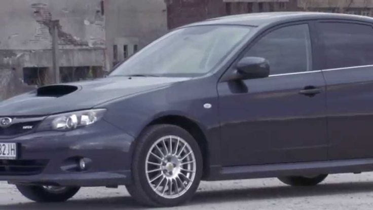 Subaru Impreza WRX Sedan   test ExoticCars.pl