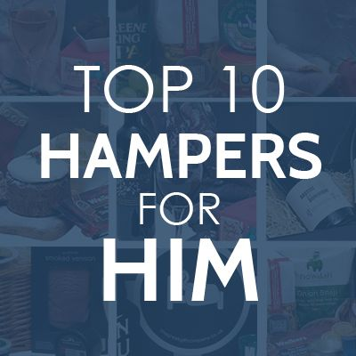 Take a look at the top 10 hampers for him available from Hamper.com ahead of Father\'s Day. Contact us about our full range of Father\'s Day hampers for him.