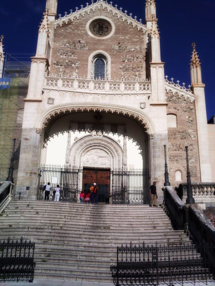 La Iglesia de San Jerónimo
