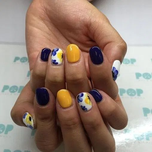 25 The best nail art designs for spring – homeinspireandideas.com #bestnailart #bestnailartdesigns #nailsartdesignideas