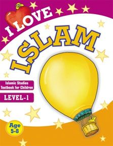 Designed for use at home and school,   I Love Islam is an invaluable course for the young believers.  • The book has been designed to present the young children a comprehensive Islamic education, based on the Quran and Hadith.  • This book is ideal for children of five years and above and will act as a foundation on which to build a growing knowledge of Islam.  • With stories, prayers, puzzles and activities, this book makes the study of Islam an adventure.
