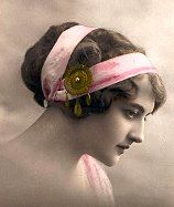 The Seamstress of Avalon: Edwardian Hair Tutorial!