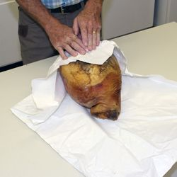 Dry Curing Virginia-Style Ham   Publications and Educational Resources     Virginia Tech