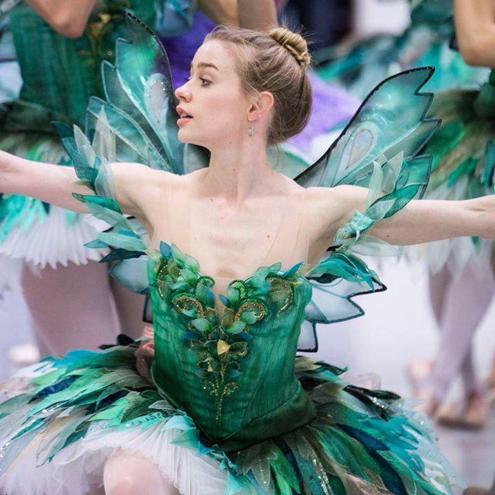Fairy tutu from Australian Ballet's 'Sleeping Beauty' 2015