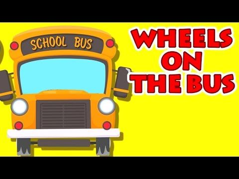 Wheels On The Bus | Wheels On The Bus Song For Kids | Kids Nursery Rhymes Collection - YouTube