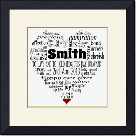 106 best Gifts - Wedding/anniversary gifts images on Pinterest ...