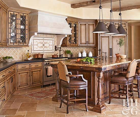 Best 25+ Tuscan kitchens ideas on Pinterest | Tuscan ...