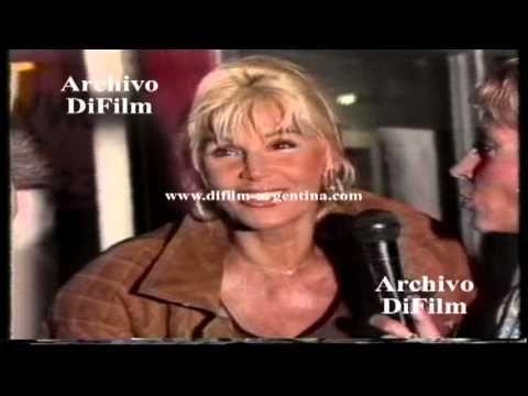 DiFilm - Susana Gimenez junto a Hugo Sofovich sobre deseos para el año 1992