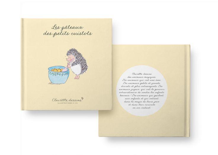 Les gateaux des petits cuistots 28 pages. Faites découvrir à vos enfants les recettes les plus amusantes des animaux magiques, tels que les cookies...