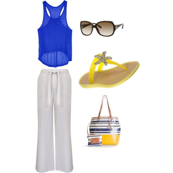 Bahamas Beachie Outfit <3