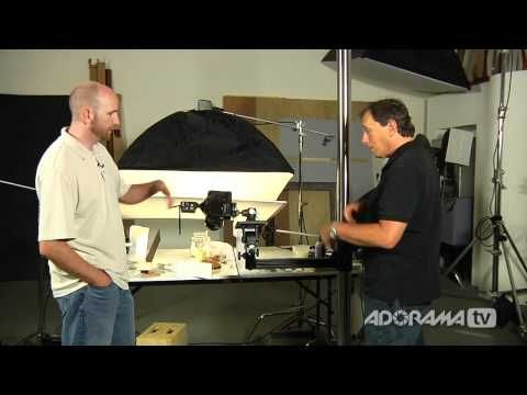 ▶ Food and Product Photographer, Rick Gayle: How'd They Do That? - YouTube