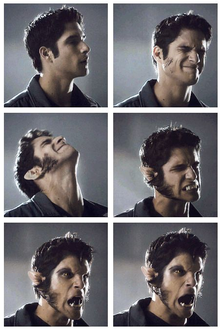 Tyler Posey (Scott) - Teen Wolf. I personal loved that I thought it was so cool.