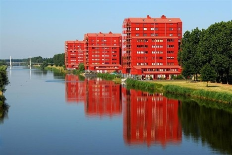 ♥ Rode donders, Almere, The Netherlands