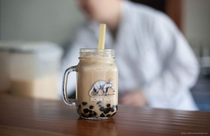 Next time we're in San Fran!  Boba Guys!  Maybe you'll have time this weekend?