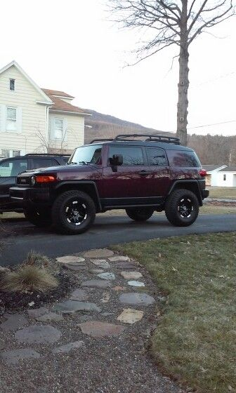 494 best Fj cruisers images on Pinterest  Jeep Vehicles and
