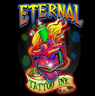 Eternal ink color's tattoo