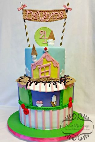 1000+ images about Sweet By Design Celebration Cakes on Pinterest Birthday cakes, Chocolate ...