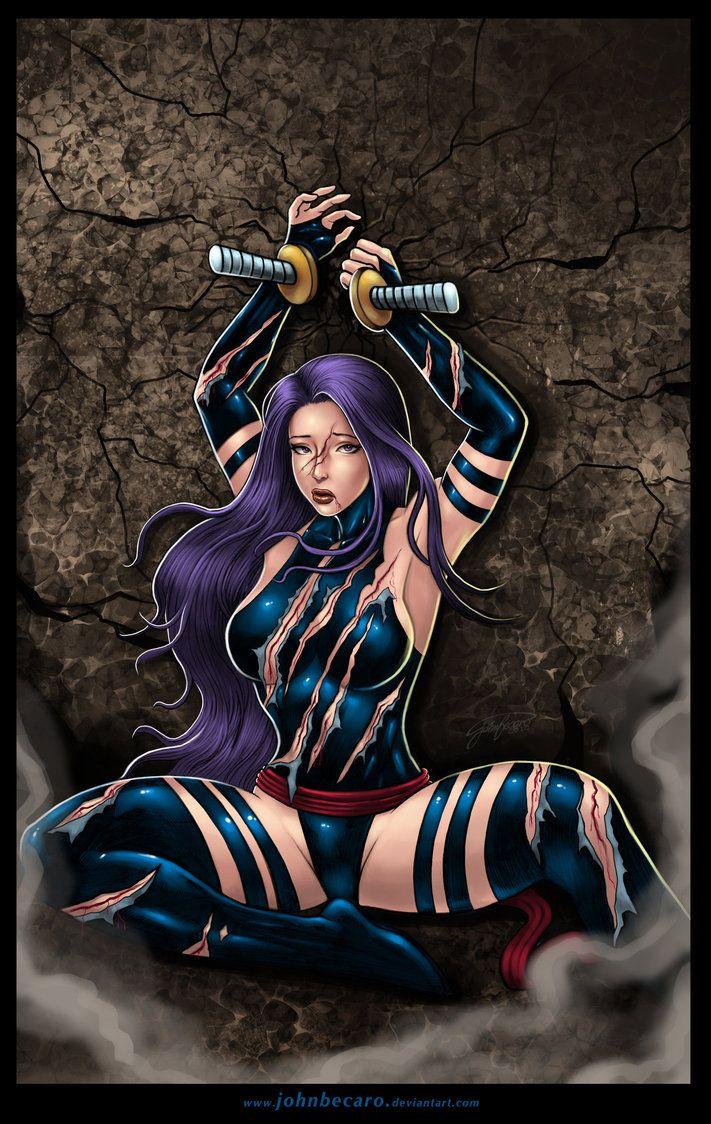 Superheroína desnuda follar