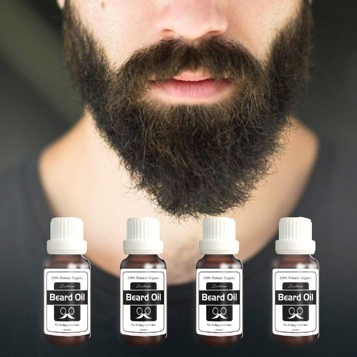 2016 aceite de Esencia de pelo Más Grueso Espeso Bigote barbas patillas Barba Crecimiento Sunburst Tratamiento alopecia Suero Productos Para Hombres