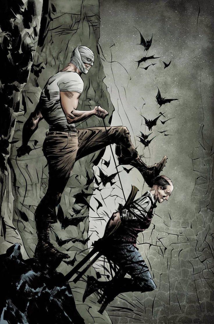 Batman Eternal #47 by Jae Lee *