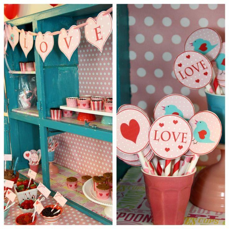 Free Printable valentines printable