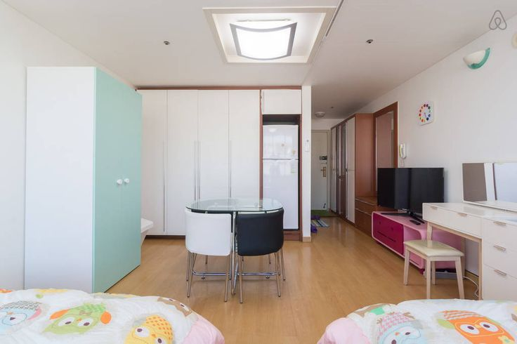Check out this awesome listing on Airbnb: [1min@Hongdae stn]Two queen beds-T - Apartments for Rent in Mapo-gu - Get $25 credit with Airbnb if you sign up with this link http://www.airbnb.com/c/groberts22