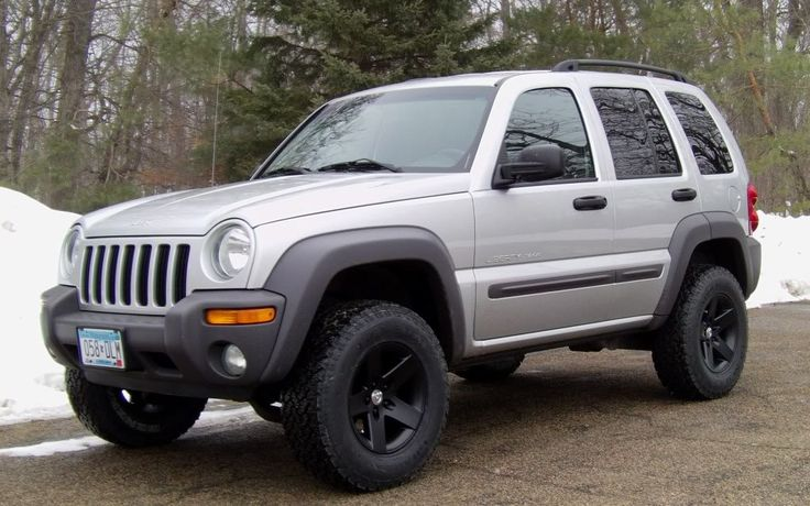 Lets See All Your Lifted Liberty KJ's!!! Page 6