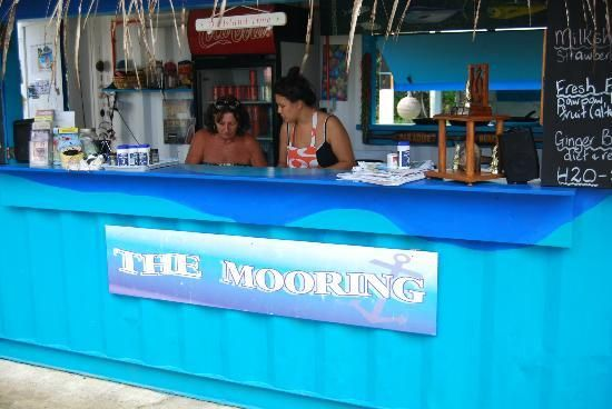 The Mooring Cafe - wonderful lunches