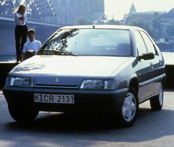 Citroën ZX 5-door '03.1991–94