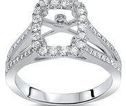 Wholesale radiant, cushion, emerald halo diamond rings in Dallas, Texas.  http://www.diamorediamonds.com/  Diamore diamonds in Dallas, Texas now open to the public.