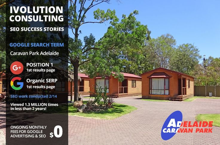 SEO Success Stories - Adelaide Caravan Park - Online Marketing Adelaide