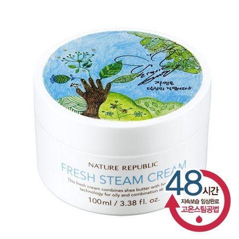 NATURE REPUBLIC Fresh Steam Cream NATURE REPUBLIC