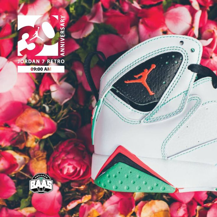 #air #jordan7 #retro #30thanniversary #jumpman23 #sneakerbaas #baasbovenbaas  Air Jordan 7 Retro 30th Anniversary - Available 9:00 AM  For more info about your order please send an e-mail to webshop #sneakerbaas.com!