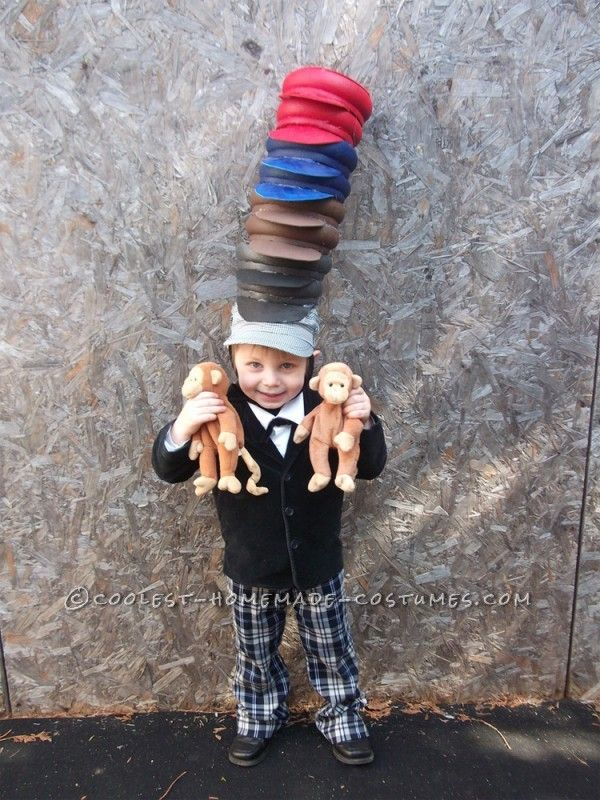 Original Costume Idea Based on the Children's Book: Caps for Sale