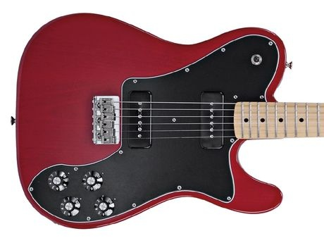 Fender Classic Player Telecaster Deluxe with Black Dove Pickups
