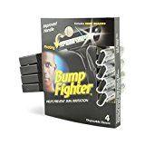 Bump Fighter Mens Disposable Razors Mens 4 X 4 Packs (16 Count Total)