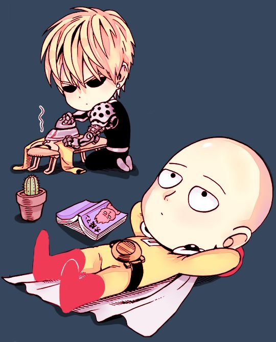 One Punch Man : Photo