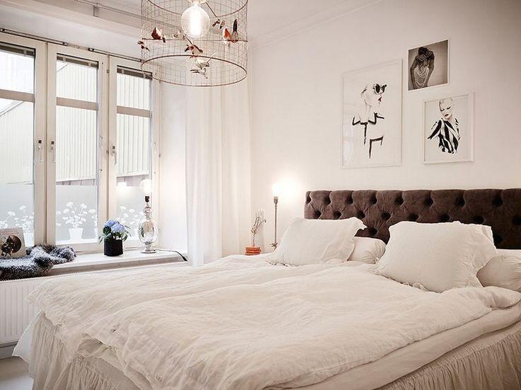 modern apartment 6 Lovely Swedish Apartment Enhanced by Texture Diversity