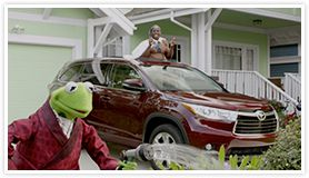 The Kermit Car